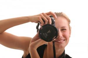 Мама-блоггер и фотограф