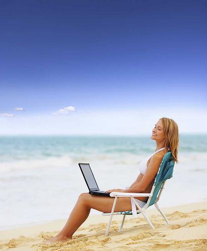 Блог уходит в отпуск