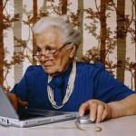 Зачем блог… бабушке?