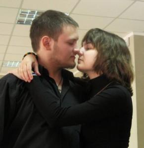 Тетянка и Кирилл