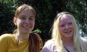 Настя и Наташа, Находчивые родители