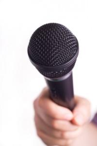 Возьмете у меня интервью?