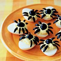 Яичные паучки