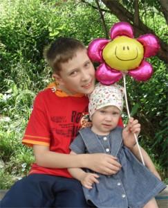 Данил и Лиза