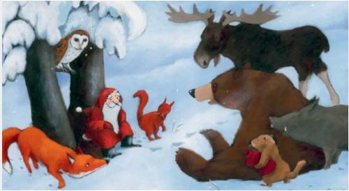 «Маленький Дед Мороз» Ану Штонер
