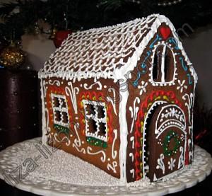 Пряничный домик от Лизы