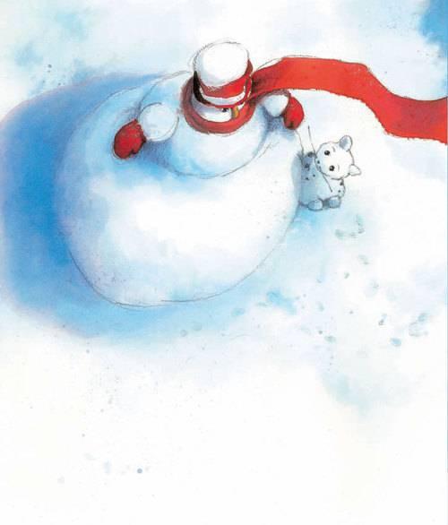 """""""Мой дорогой снеговик"""""""