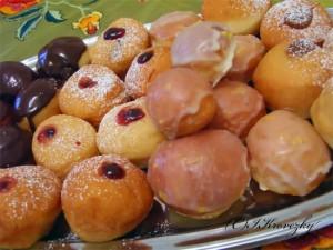 Пончики к Хануке
