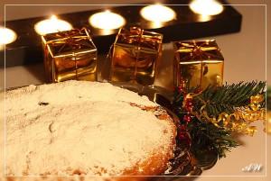 Штоллен - рождественский кекс