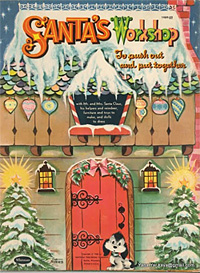 Альбом Санта Клауса