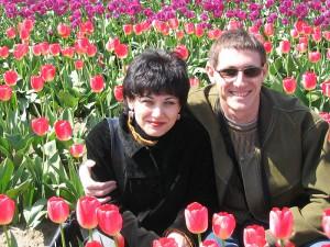 Ирина и Игорь Чирашня