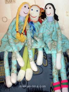 Куколки Лилии Мальцевой
