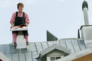 Карлсон, который живет на крыше