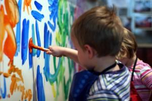 Рисуем с детьми