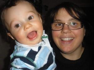 Тереза (Willvin) с сыном