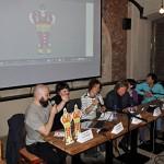 Московский Книжный Фестиваль: рассказ Марии Костюченко о посещении круглого стола