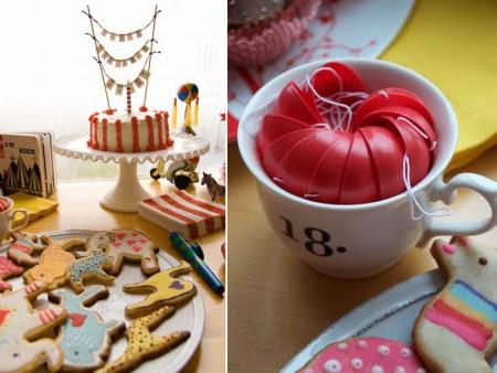 День рождения или домашний праздник летом – обзор постов
