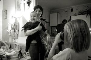Мама работает дома: рабочий процесс :)
