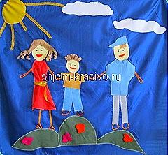 Рассказ о моей семье: Ваня Красовский