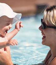 Солнечные ванны опасны для детей