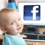Дети могут получить доступ к Facebook