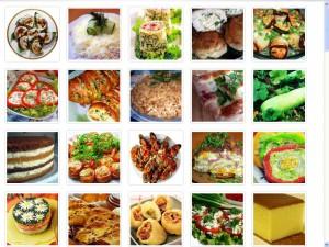 Много-много рецептов в картинках :)