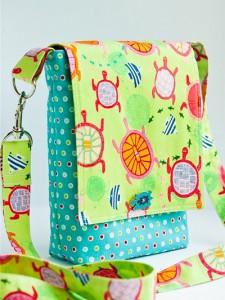 Не только вышивка: «черепаховая» сумочка