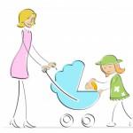Хорошие интервью с блогомамами 2: многодетные мамы делятся своими секретами