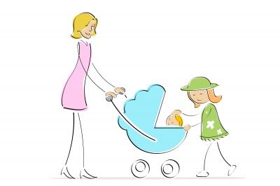 Многодетные мамы делятся своими секретами