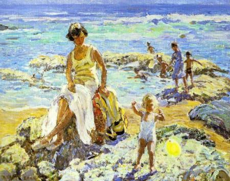 Dorothea Sharp, The Yellow Balloon