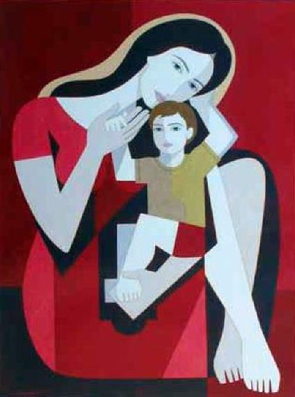 George Kotsonis, Maternity