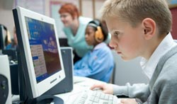 Работу за компьютерами в школе ограничат