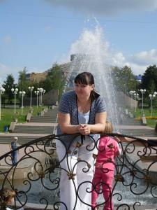 Мама Недели: Настя Солнечная (блог «Моя рукодельная кухня»)