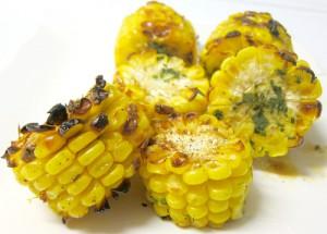 Кукурузные медальоны