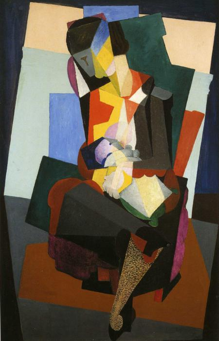 Diego Rivera, Motherhood - Angelina and the Child Diego