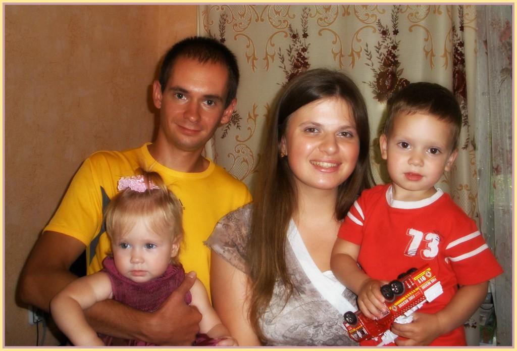 Мама Недели: Ольга Шергина (Блог «Ежедневник Ольги»)