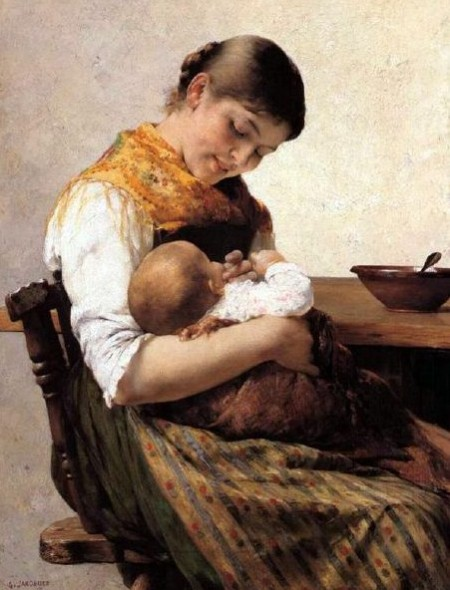 Georgios Iakovidis, Motherly Care
