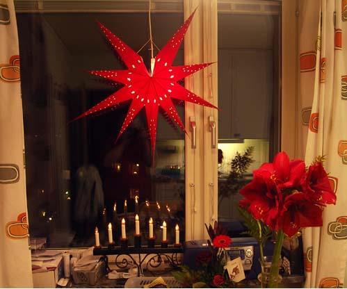 4 недели перед рождеством в швеции