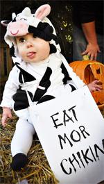 Детский костюм на Хэллоуин
