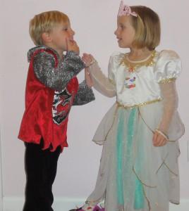 """""""МаскеРад или Trick or treat"""" - принц и принцесса Чирашня приветствуют вас"""