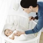 На что обратить внимание при выборе детской кроватки?