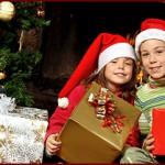 О чем мечтают дети в Новый год?