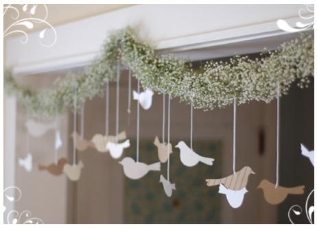 фото идеи праздничного Новогоднего украшения дома