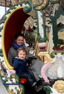 Мама недели: Юлия Лахме (Дания)