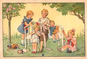 Мамины рукоделки