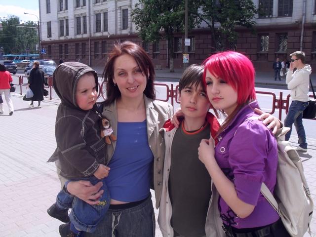 """Мама Недели: Юля Fay (блог """"То, что дорого мне..."""")"""