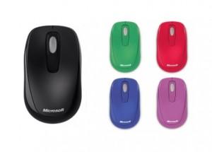 Идеальный подарок для блогера - беспроводная мышка Wireless Mobile Mouse 1000 for Business