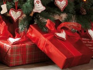 О новогодних подарках для детей