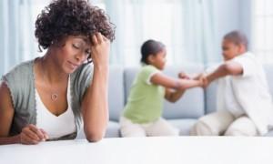 Мамы подвержены большему стрессу, чем папы