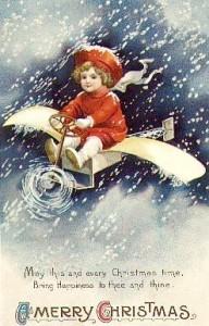 Готовимся к Новому году вместе с детьми